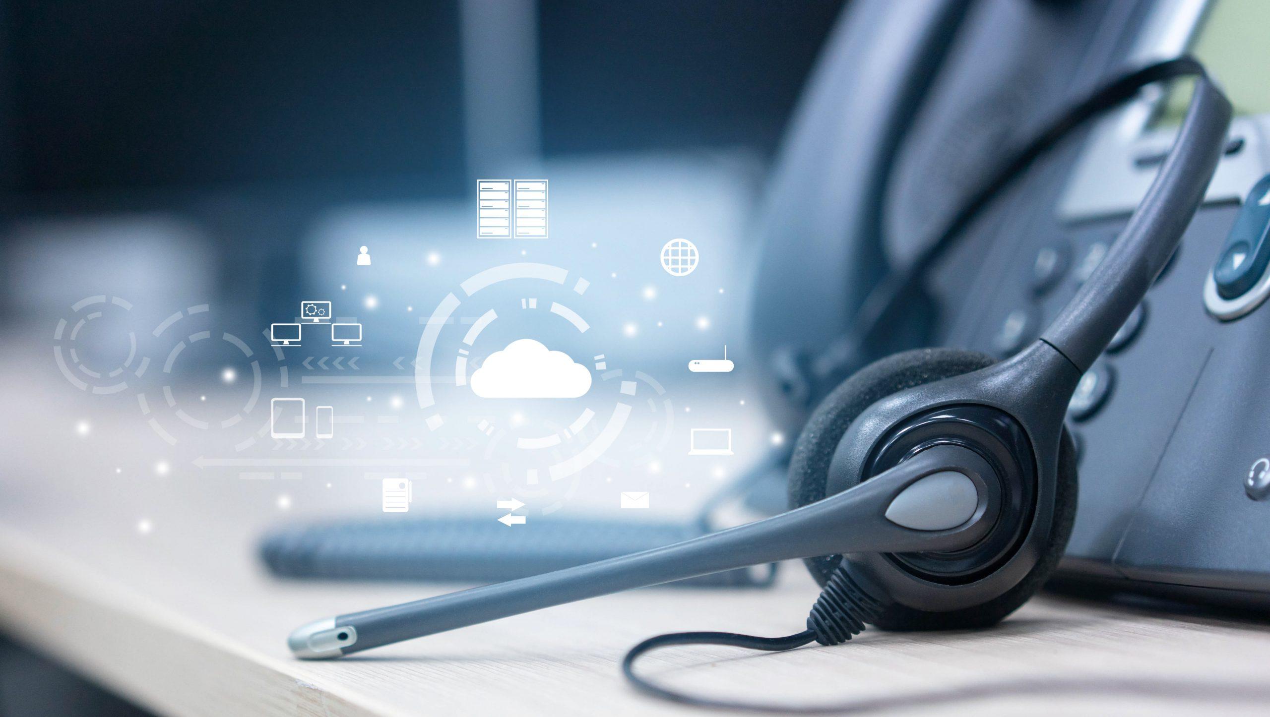 Cloud PABX Solutions.